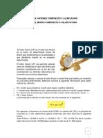 Tema 3 Interes Compuesto y La Inflacion