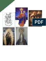Advocaciones de La Virgen en Colombia