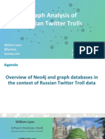 Russian Twitter Trolls Data