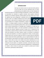Ensayo de La Patria Del Criollo Erickson