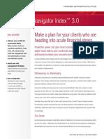 Equifax Bankruptcy Navigator Index