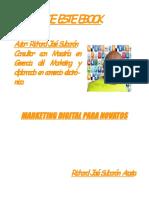 Plan de Marketing Digital Para Novatos - Richard Sulbaran