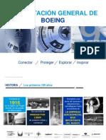 Presentación General de Boeing