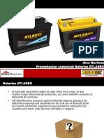 Introducción Comercial a Las Baterias