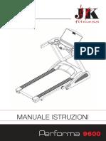 Manuale Performa9600