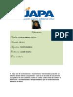 TAREA 7 PSICOFISIOLOGIA
