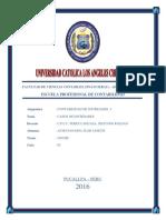 La Empresa Trujillo SAC Cuenta Con Un Capital Social Suscrito y Pagado de 10