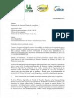 ANEP, UPINS, ASDEICE y SIICE presentan carta ante el Sistema de las Naciones Unidas de Costa Rica