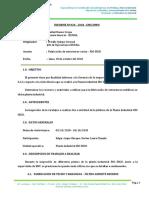 INFORME N° 20-2018-EMS_DMM_Fabricaciones varias RIO SECO_RevB