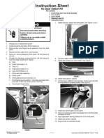 InstructionSheet W11033125 RevA