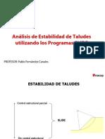 Estabilidad de Taludes- Curso