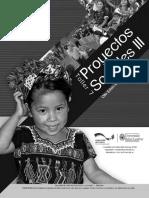 Guía de proyectos sociales