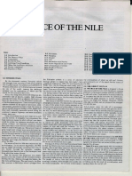 Source of the Nile rulebook