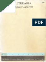Domínguez Caparrós, José - Crítica literaria pdf.pdf
