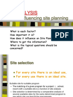 site analysis unit III-2.ppt