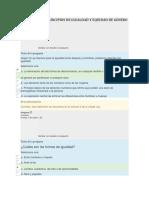 Modulo 3 Los Principios de Igualdad y Equidad de Genero