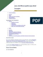 Detailed APA Referencing Format.doc