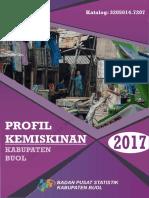 Profil Kemiskinan Kabupaten Buol 2017(1)