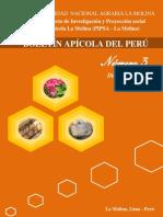 Boletín Apícola Unalm 3 Diciembre 2015