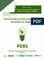 Plano Estadual de Resíduos Sólidos Do Estado de Alagoas - Volume II - Parte 1
