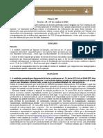 TCU - Informativo