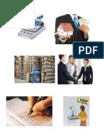 Caja, Banco, Mercaderia, Clientes,Documentos Por Cobrar y Mas Cuentas Imagenes