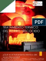 TRATAMIENTO TÉRMICO DEL ACERO