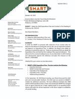 SMART Tax Renewal Ballot Measure Ordinance and Expenditure Plan