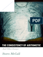 Storrs McCall - The Consistency of Arithmetic_ And Other Essays-Oxford University Press (2014).pdf