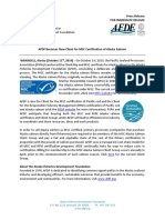 AFDF press release on MSC Alaska salmon transfer