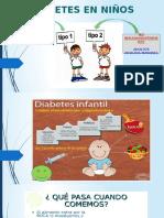 Diabetes en Niños (1)