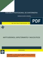 CLASE 5 antitusigenos, expectorantes,mucoliticos.pptx