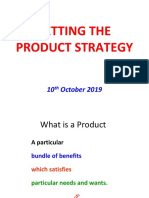 Session 7 - SETTING THE PRODUCT STRATEGY.ppt