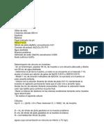 Identificacion de cloruros