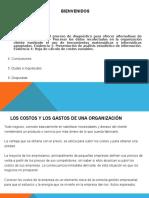 COSTOS Y GASTOS AA3