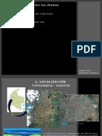 Presentacion Urbanización los Álamos