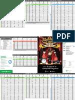 Bus Timetable 13 20160131