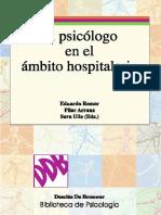 El psicólogo en ámbito hospitalario