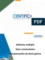 Clase 5. Alelismo multiple y Compensación de dosis 2019-II.pdf