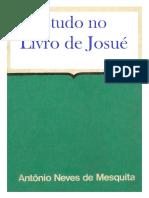 Estudo do  Livro de Josué