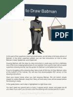 How to Draw Batman Full Guide EasyDrawingGuides.com Hdb 00051