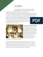 Academia Platon y Aristoteles