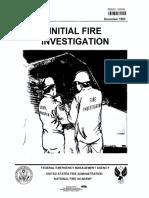 FEMA Initial Fire Investigation- Student Manual.pdf