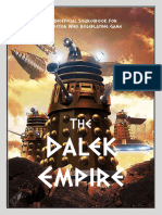 The Dalek Empire Sourcebook - Low-Res