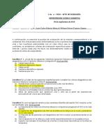 Prueba de Evaluación TOC - Ejercicio de Clase