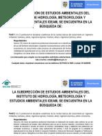 Afiche_Convocatoria Hojas de Vida Sub. Estudios Ambientales