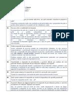 Questionário - Direito Processual Civil I