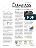 The Compass November 2010 from Knights of Columbus Council 697