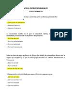Cuestionario Cisco