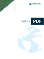 TAFJ-MSSQLInstall